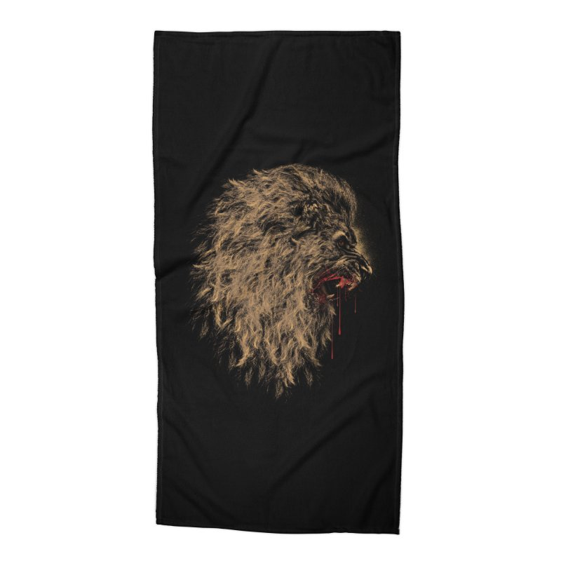 The King Accessories Beach Towel by mitchdosdos's Shop