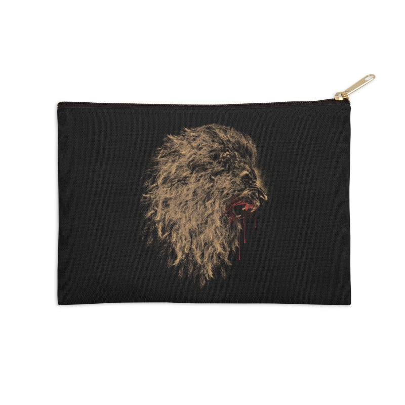 The King Accessories Zip Pouch by mitchdosdos's Shop