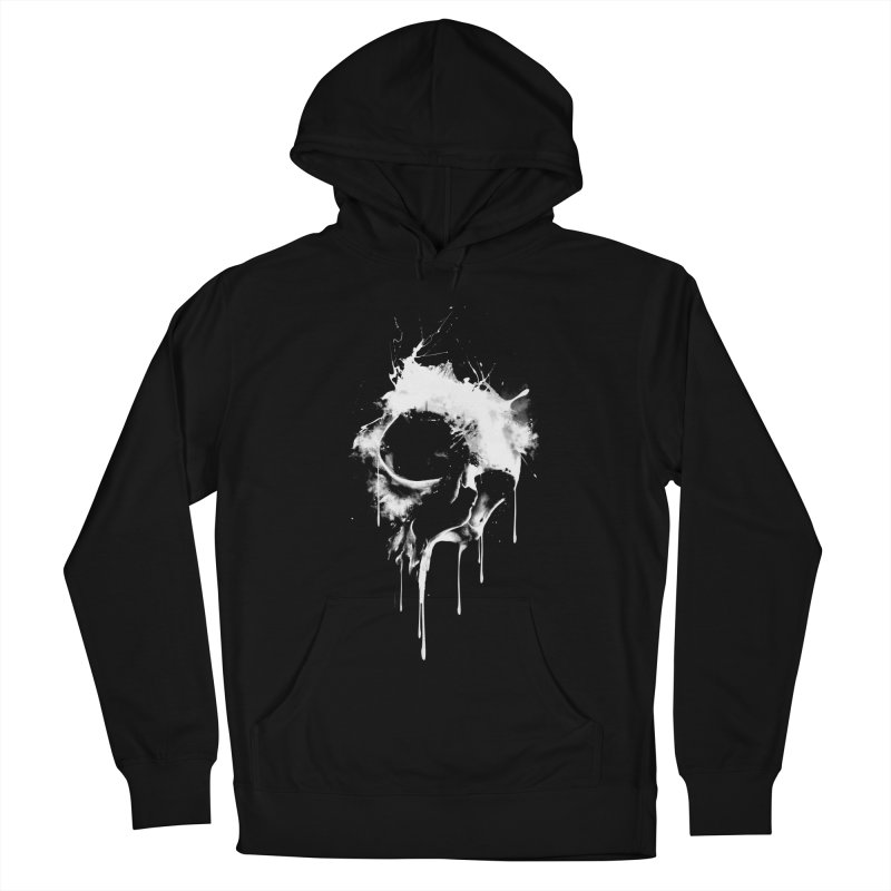 Melted Skull Women's Pullover Hoody by mitchdosdos's Shop
