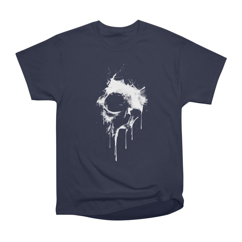 Melted Skull Men's Classic T-Shirt by mitchdosdos's Shop