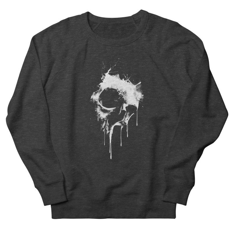 Melted Skull Women's Sweatshirt by mitchdosdos's Shop