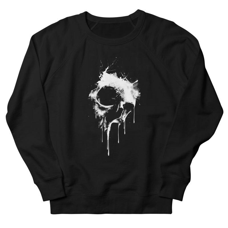 Melted Skull Men's Sweatshirt by mitchdosdos's Shop