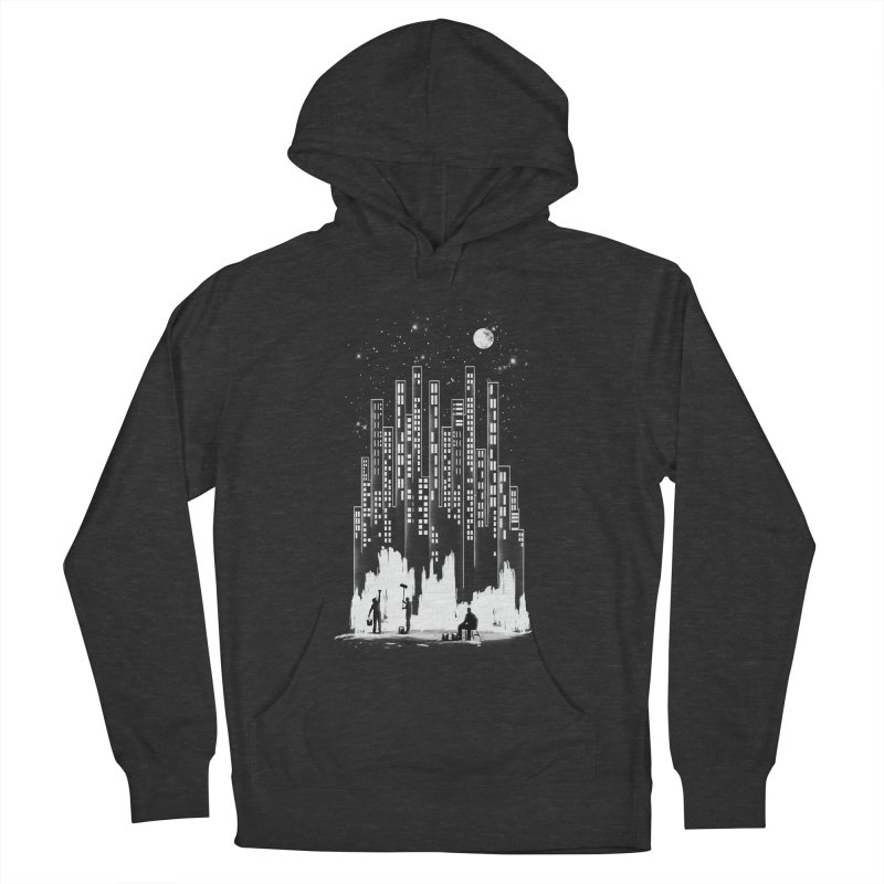 Midnight Painter Women's Pullover Hoody by mitchdosdos's Shop