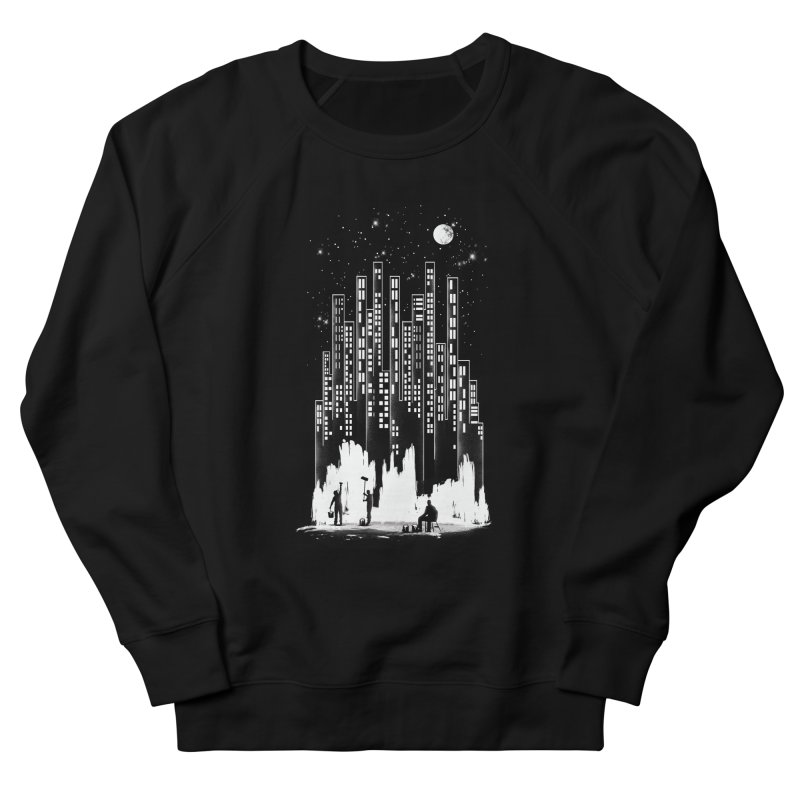 Midnight Painter Women's Sweatshirt by mitchdosdos's Shop