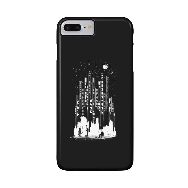 Midnight Painter Accessories Phone Case by mitchdosdos's Shop
