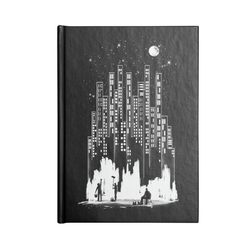 Midnight Painter Accessories Notebook by mitchdosdos's Shop