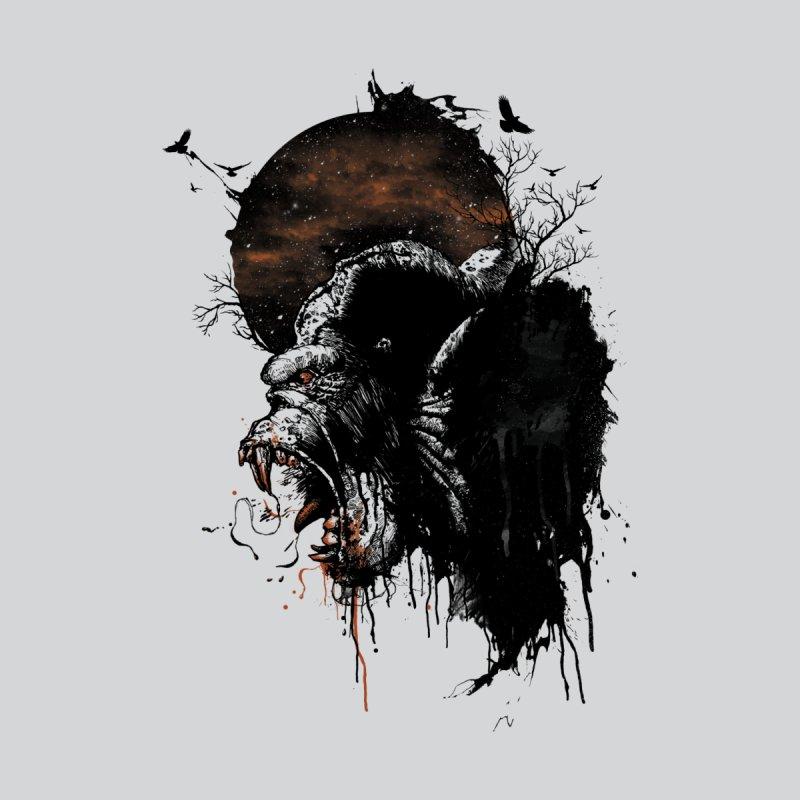 Raging Gorilla by mitchdosdos's Shop