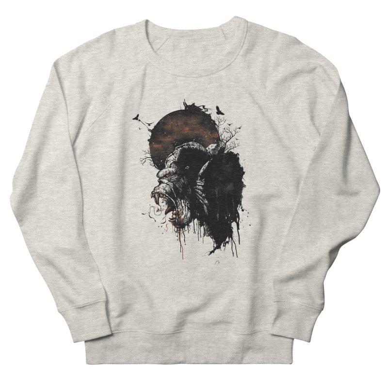 Raging Gorilla Men's Sweatshirt by mitchdosdos's Shop
