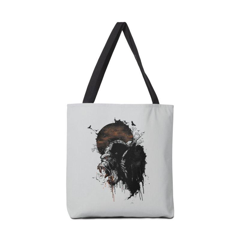 Raging Gorilla Accessories Bag by mitchdosdos's Shop