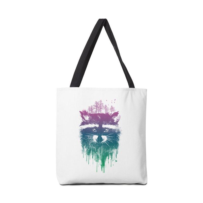 Raccoon Accessories Bag by mitchdosdos's Shop