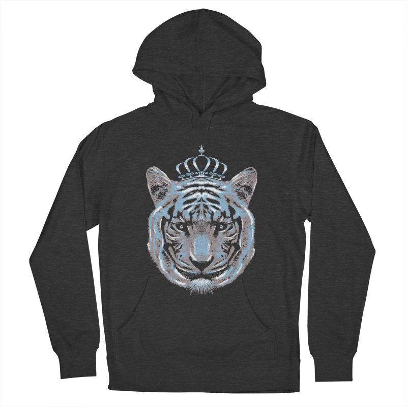 Queen Of The Jungle Men's Pullover Hoody by mitchdosdos's Shop