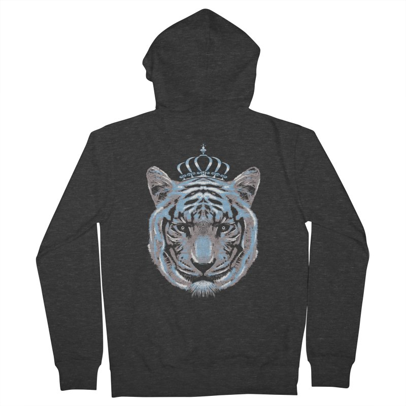 Queen Of The Jungle Women's Zip-Up Hoody by mitchdosdos's Shop