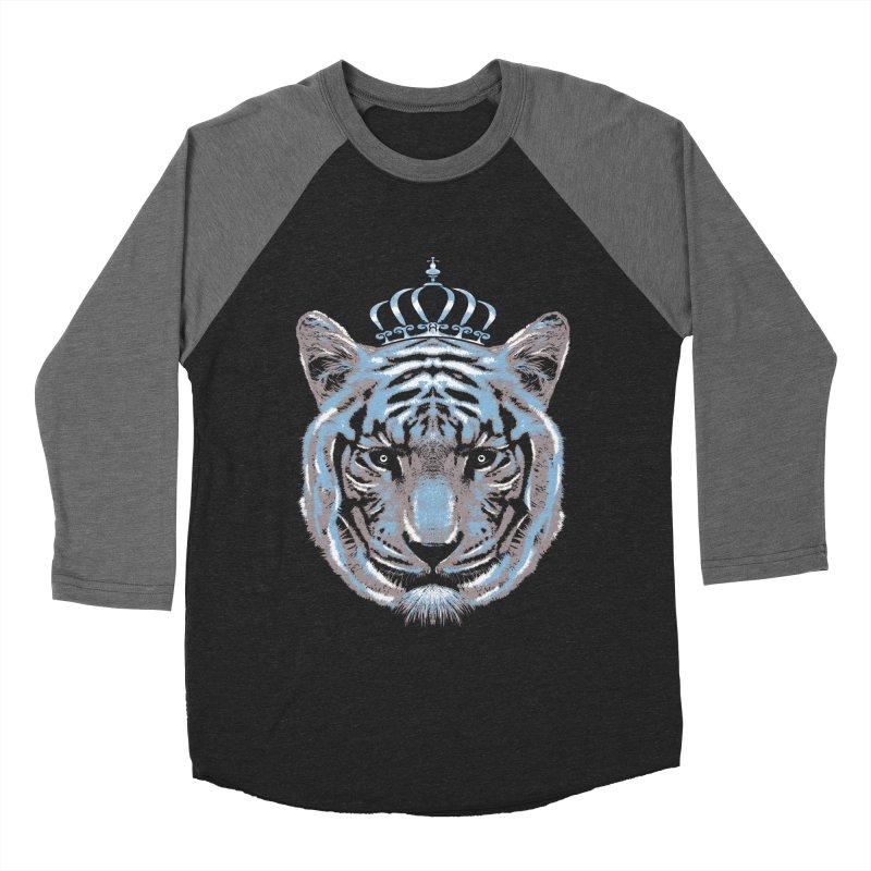Queen Of The Jungle Women's Baseball Triblend T-Shirt by mitchdosdos's Shop