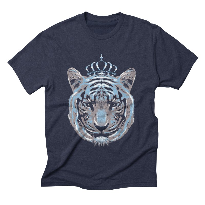 Queen Of The Jungle Men's Triblend T-shirt by mitchdosdos's Shop