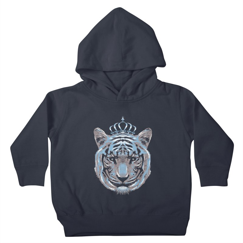 Queen Of The Jungle Kids Toddler Pullover Hoody by mitchdosdos's Shop