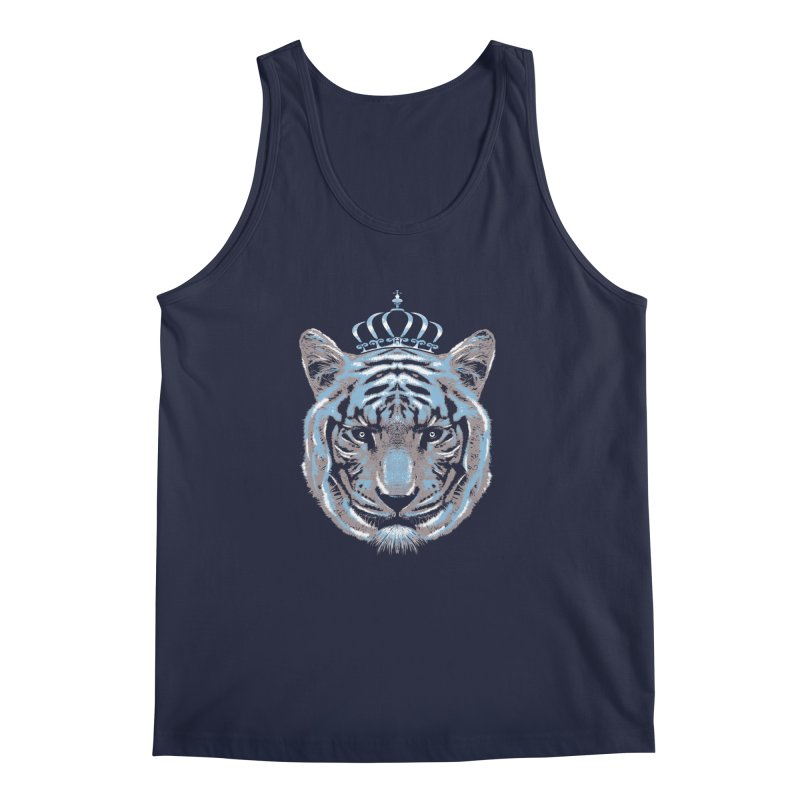 Queen Of The Jungle Men's Tank by mitchdosdos's Shop