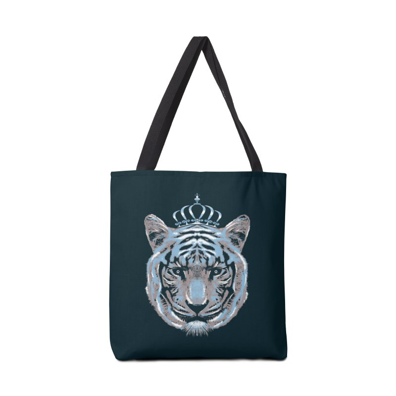 Queen Of The Jungle Accessories Bag by mitchdosdos's Shop
