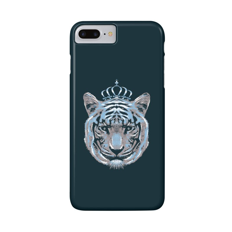 Queen Of The Jungle Accessories Phone Case by mitchdosdos's Shop