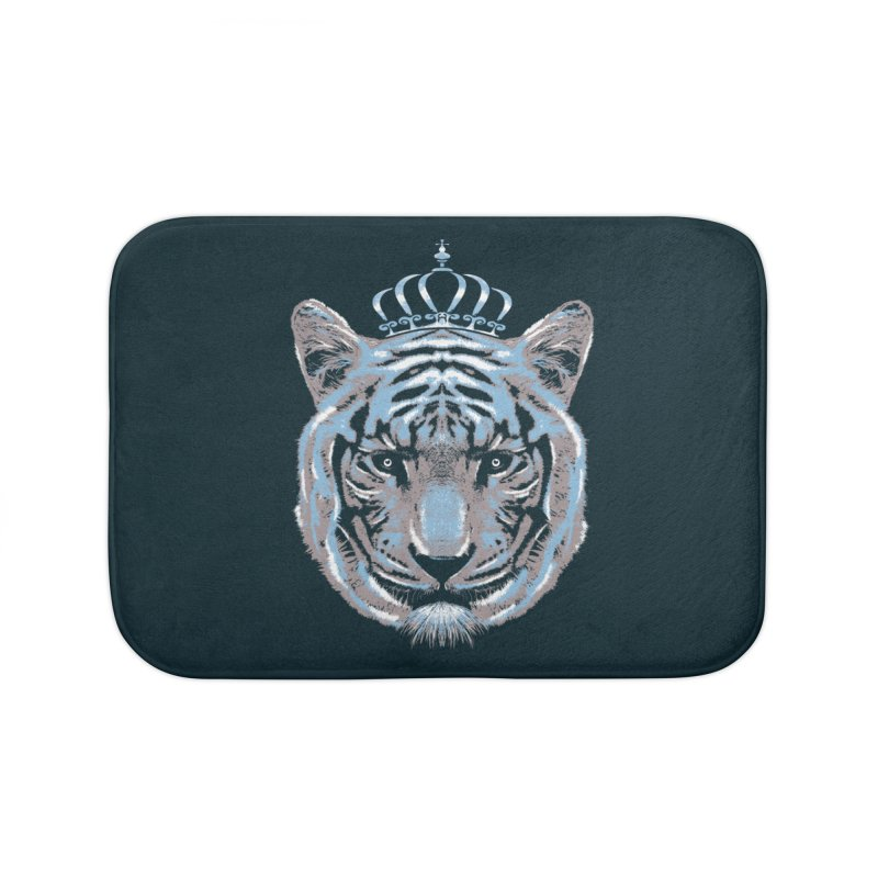 Queen Of The Jungle Home Bath Mat by mitchdosdos's Shop