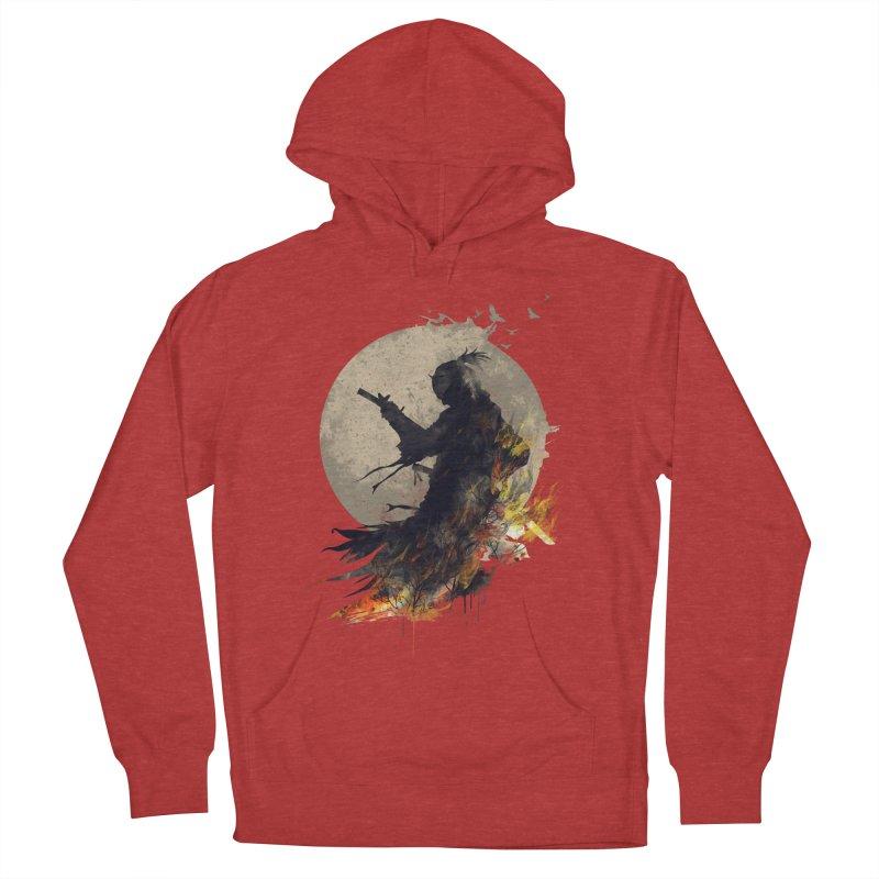 Blazing Samurai 2 Men's Pullover Hoody by mitchdosdos's Shop