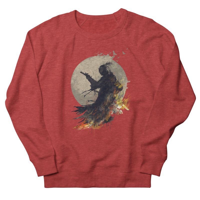 Blazing Samurai 2 Women's Sweatshirt by mitchdosdos's Shop