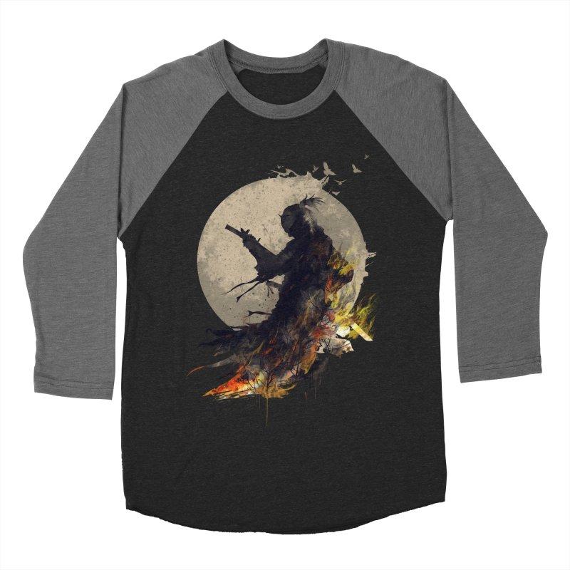 Blazing Samurai 2 Women's Baseball Triblend T-Shirt by mitchdosdos's Shop