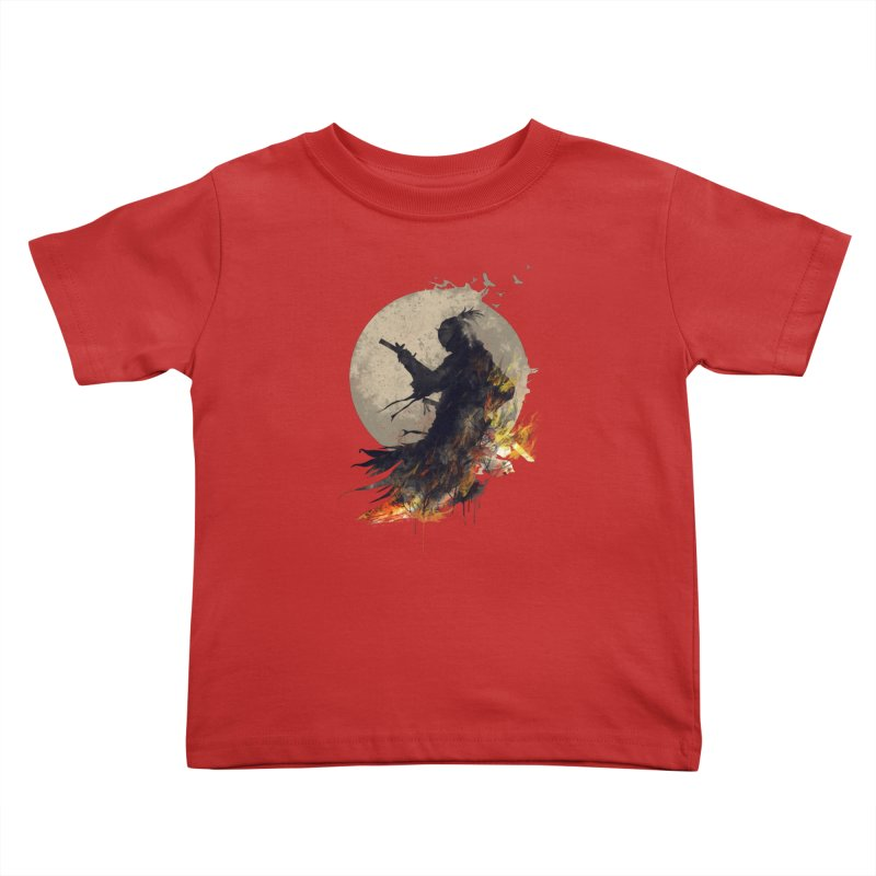 Blazing Samurai 2 Kids Toddler T-Shirt by mitchdosdos's Shop