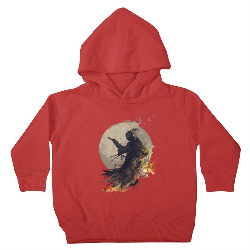 Blazing Samurai 2 Kids Toddler Pullover Hoody by mitchdosdos's Shop