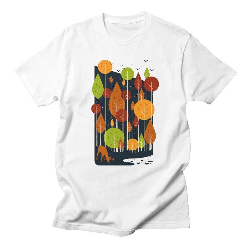 Midnight Scenery Men's T-Shirt by mitchdosdos's Shop