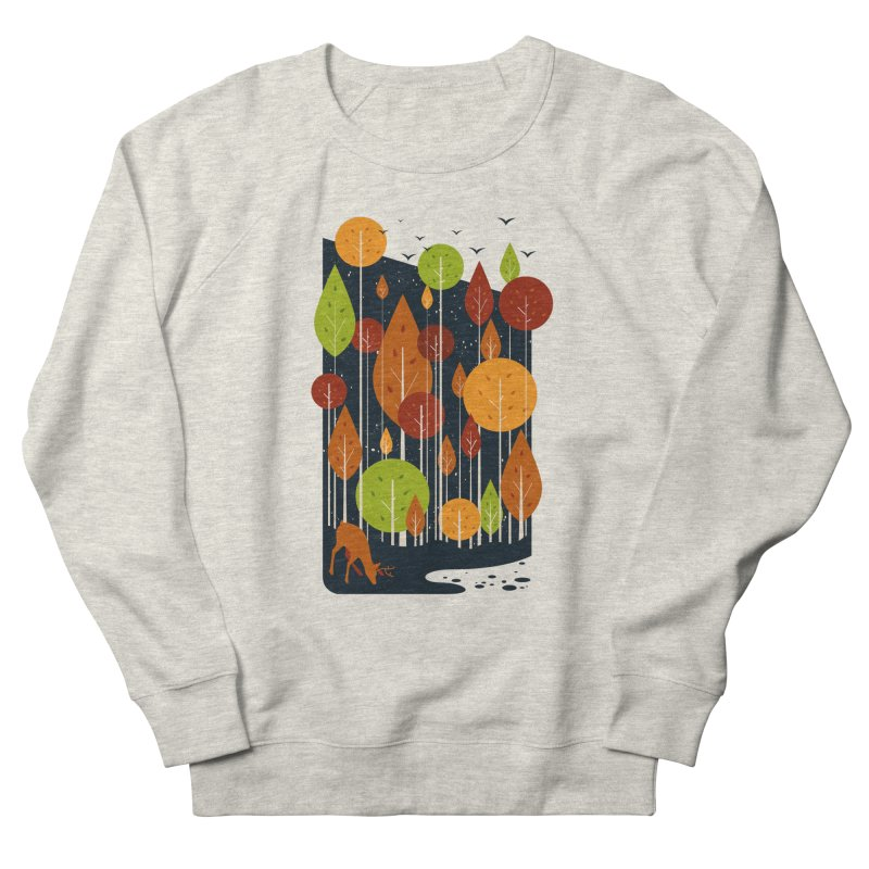 Midnight Scenery Women's Sweatshirt by mitchdosdos's Shop
