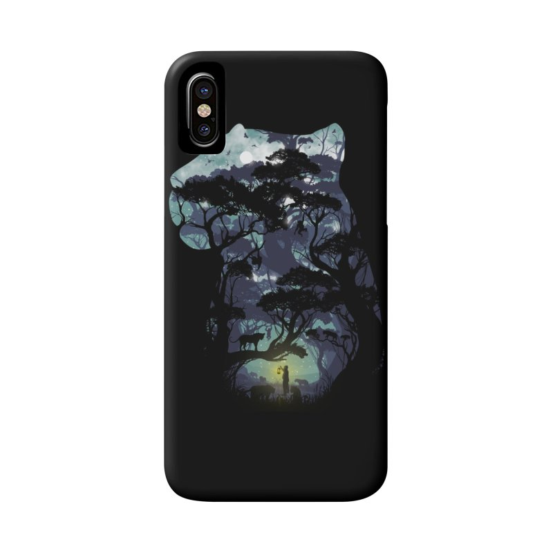 The Keeper Accessories Phone Case by mitchdosdos's Shop