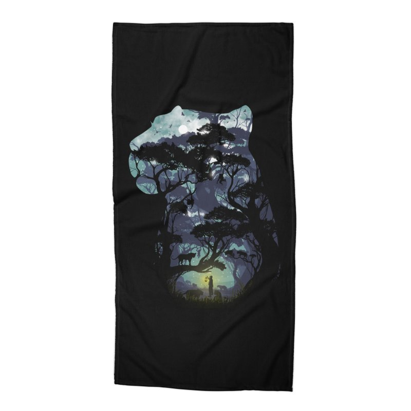The Keeper Accessories Beach Towel by mitchdosdos's Shop