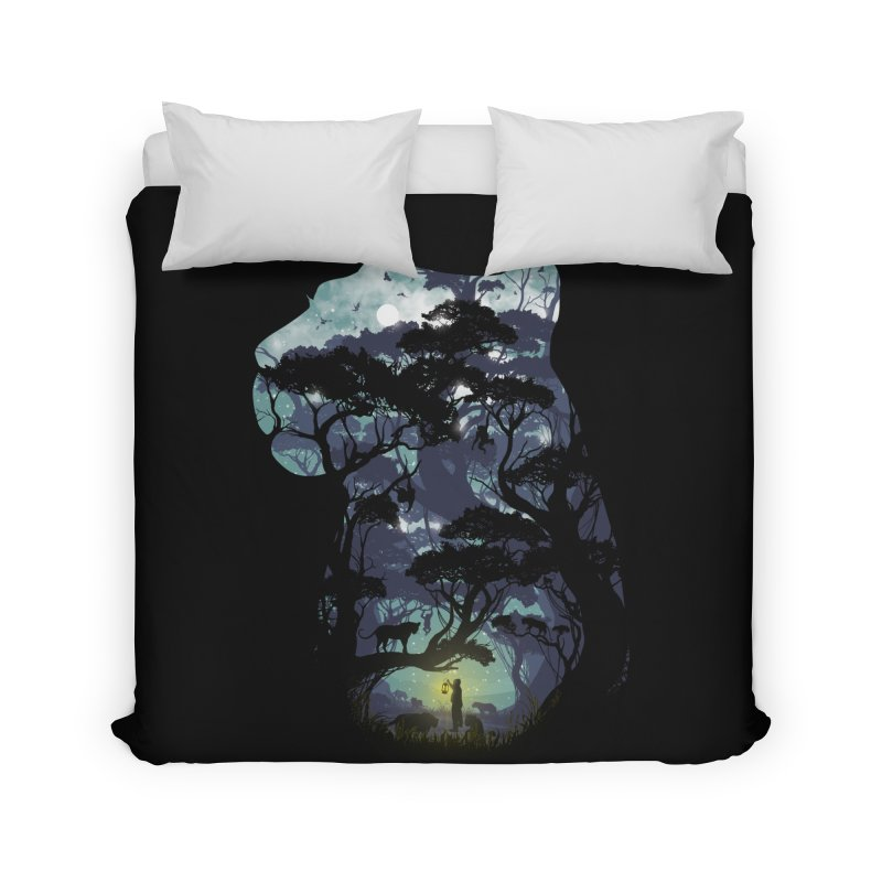 The Keeper Home Duvet by mitchdosdos's Shop