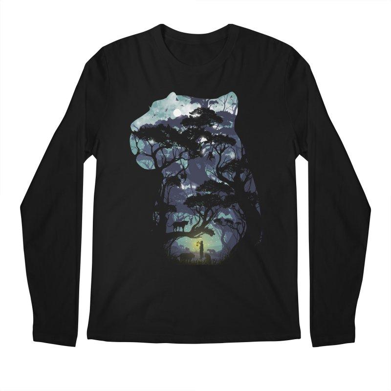 The Keeper Men's Longsleeve T-Shirt by mitchdosdos's Shop