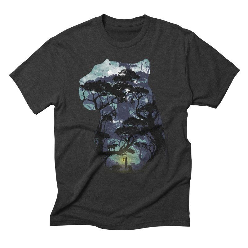 The Keeper Men's Triblend T-Shirt by mitchdosdos's Shop