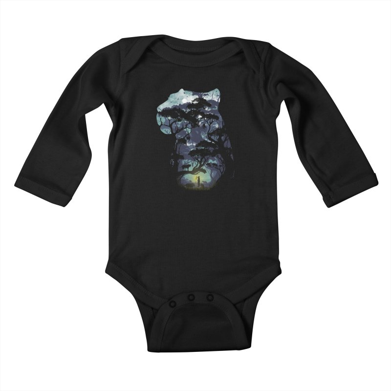 The Keeper Kids Baby Longsleeve Bodysuit by mitchdosdos's Shop