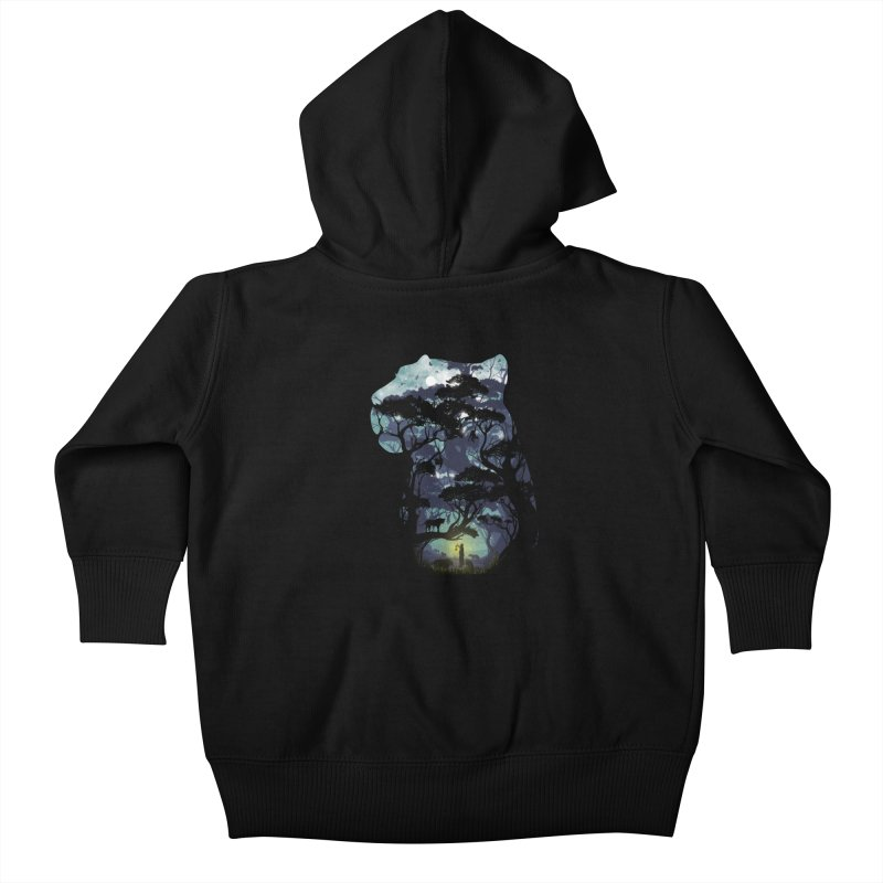 The Keeper Kids Baby Zip-Up Hoody by mitchdosdos's Shop
