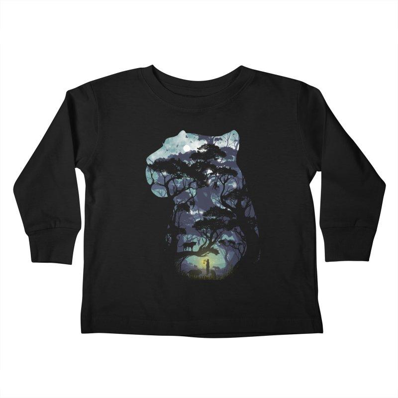 The Keeper Kids Toddler Longsleeve T-Shirt by mitchdosdos's Shop