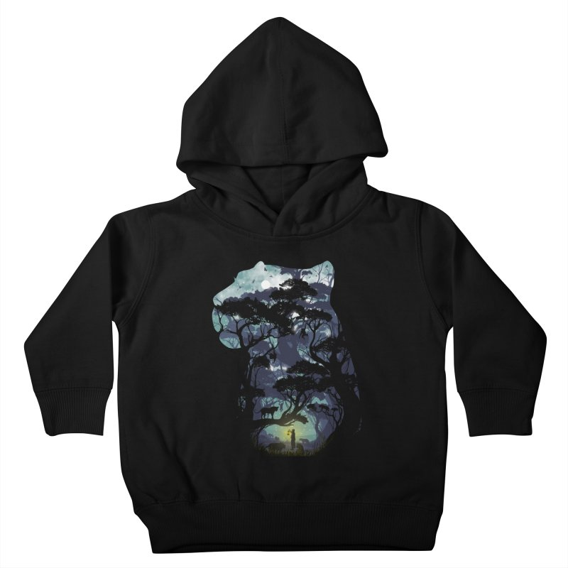 The Keeper Kids Toddler Pullover Hoody by mitchdosdos's Shop