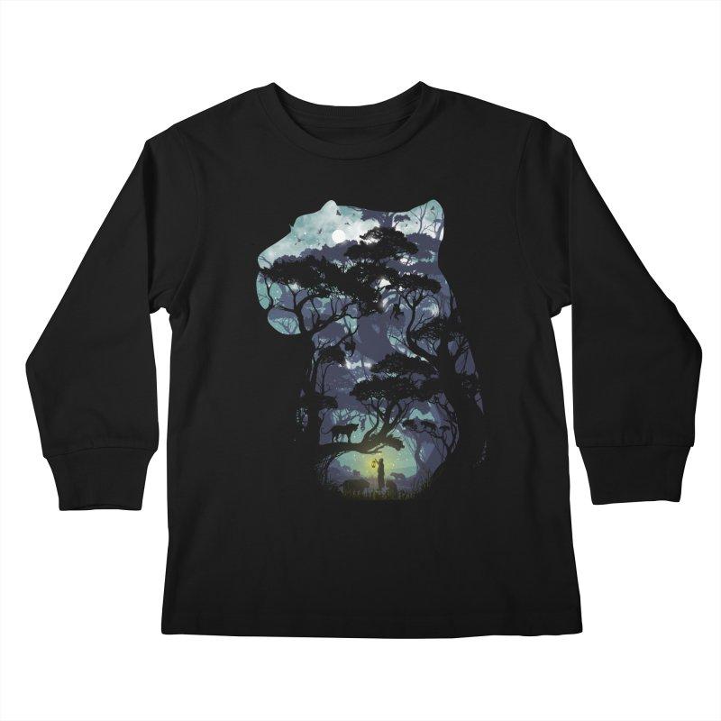 The Keeper Kids Longsleeve T-Shirt by mitchdosdos's Shop