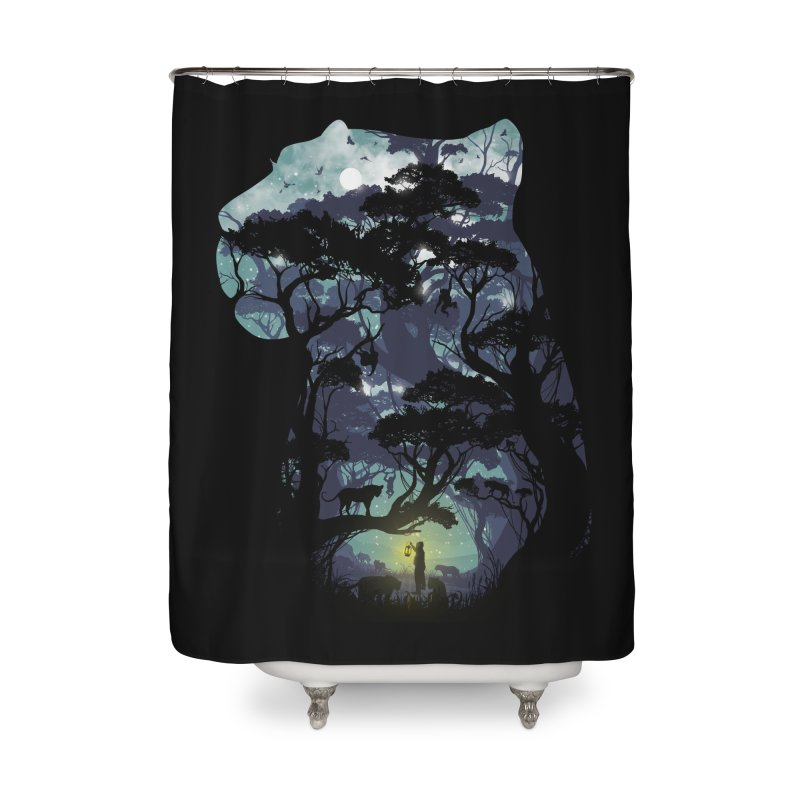 The Keeper Home Shower Curtain by mitchdosdos's Shop