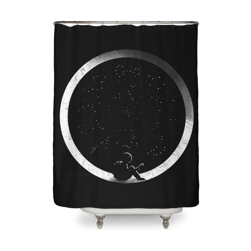 Astrology Home Shower Curtain by mitchdosdos's Shop