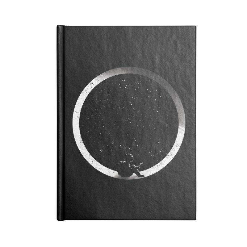 Astrology Accessories Notebook by mitchdosdos's Shop