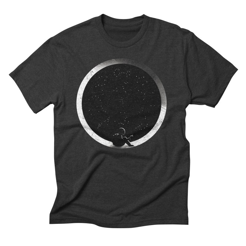 Astrology Men's Triblend T-Shirt by mitchdosdos's Shop
