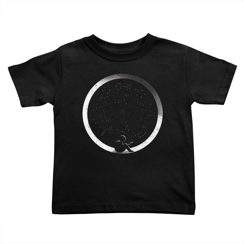 Astrology Kids Toddler T-Shirt by mitchdosdos's Shop