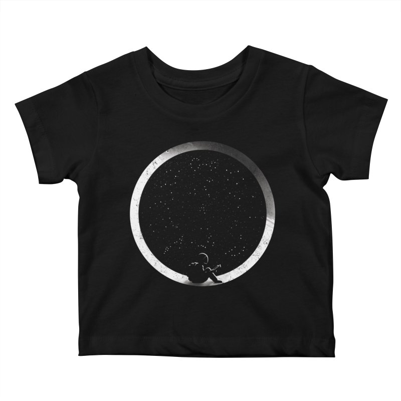 Astrology Kids Baby T-Shirt by mitchdosdos's Shop