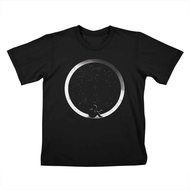 Astrology Kids T-Shirt by mitchdosdos's Shop