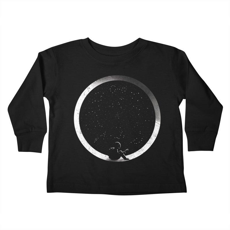 Astrology Kids Toddler Longsleeve T-Shirt by mitchdosdos's Shop