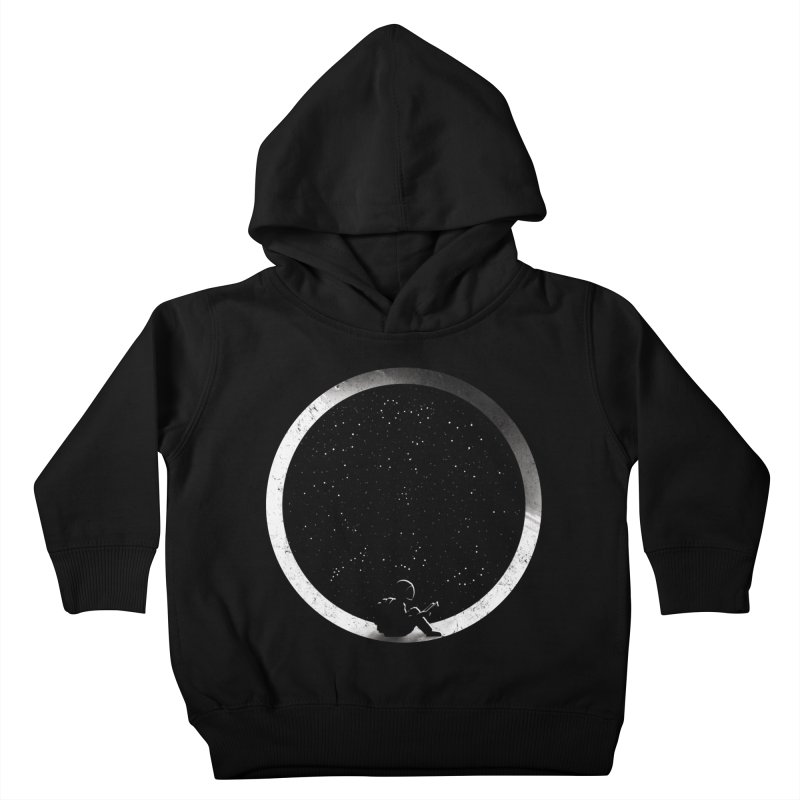 Astrology Kids Toddler Pullover Hoody by mitchdosdos's Shop