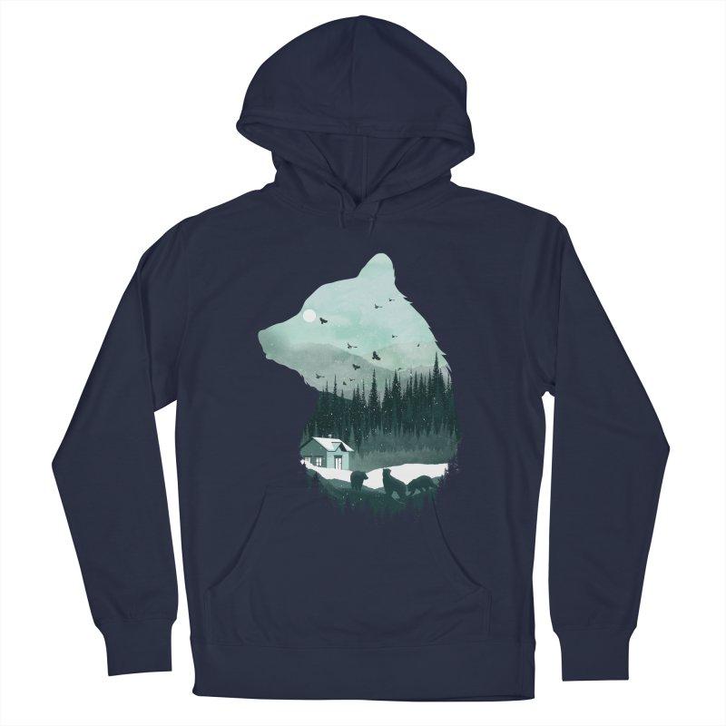 Snow Bear Women's Pullover Hoody by mitchdosdos's Shop